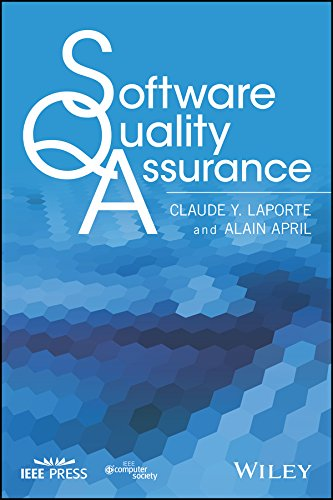 Software Quality Assurance Laporte Claude Y April Alain Ebook Amazon Com