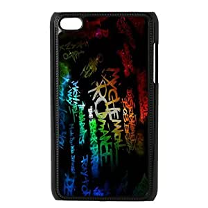 Customize Famous Music Band My Chemical Romance Back Cover Case for iPod Touch 4