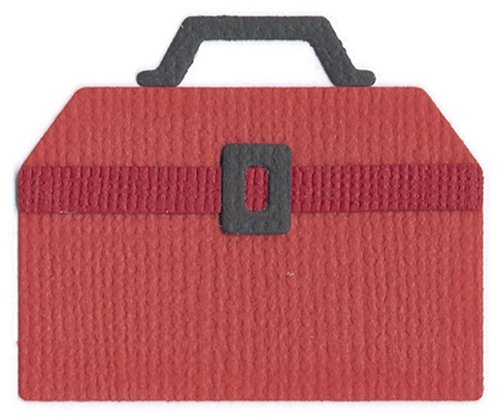 QUICKUTZ We R Memory Keepers 2-Inch by 2-Inch Die, Tool Box