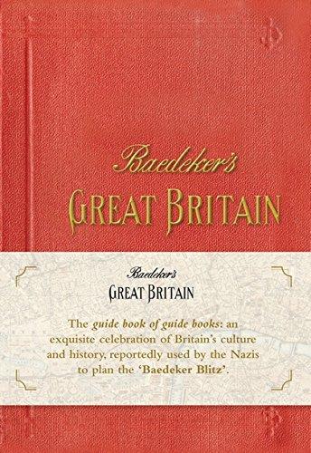 Baedeker's Guide to Great Britain, 1937 (Baedeker's Great Britain)