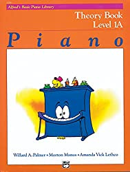 Alfred's Basic Piano Library: Theory Book Level 1A