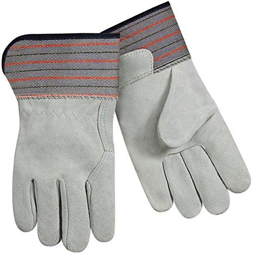 Steiner 02299-L Leather Palm Work Gloves, Shoulder Split ...