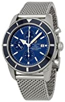Breitling Aeromarine Chrono Superocean Heritage Mens Watch A1332016-C758SS