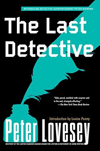 The Last Detective (Peter Diamond Book 1) cover
