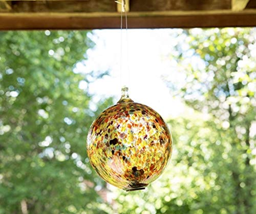 (Echo Valley Hanging Solar Spirit Orb 4.5