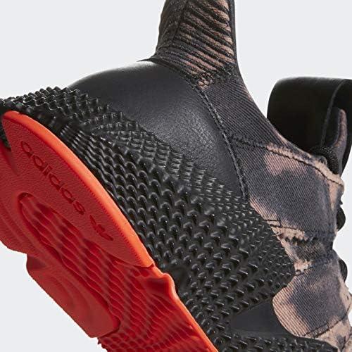 adidas Originals Men's Prophere Running Shoe Core Black / Core Black / Solar Red / Db1982 / ...
