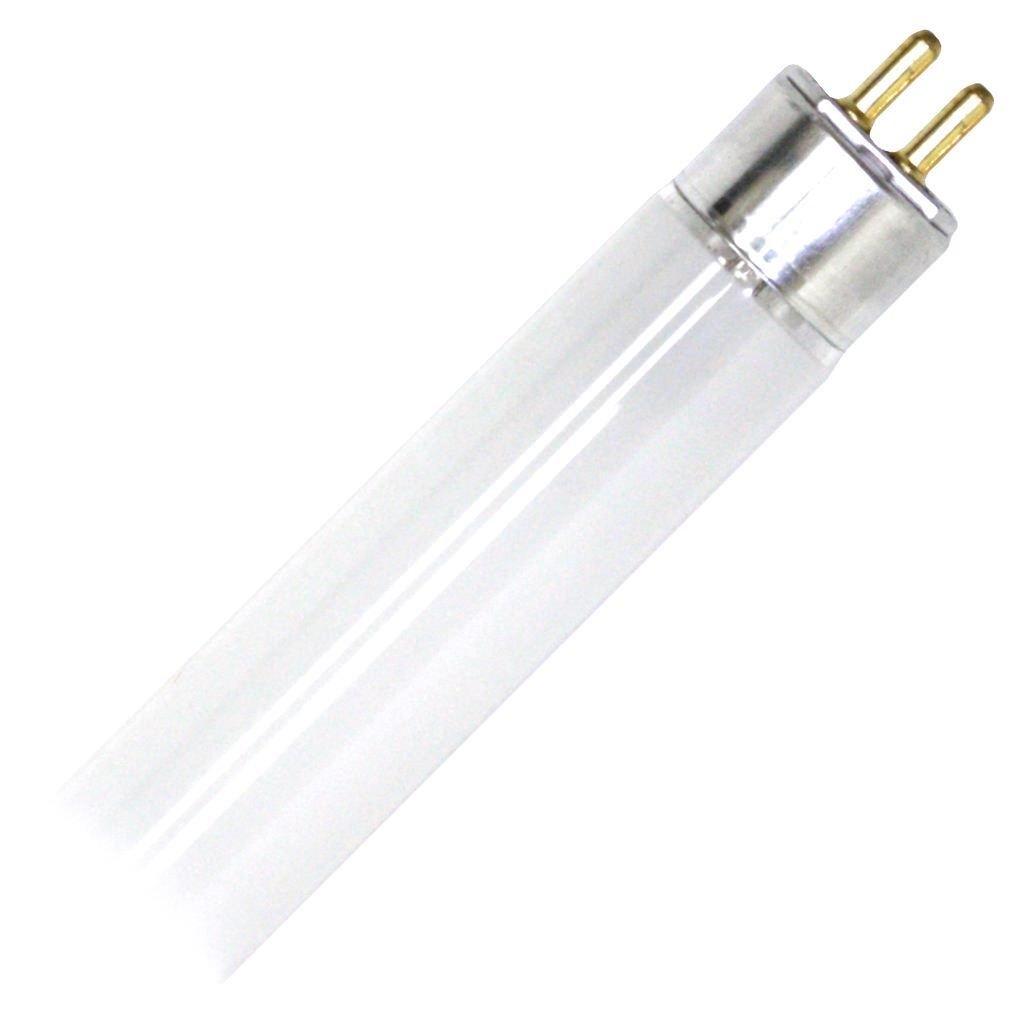 PHILIPS F8T5 CW 12 in. 8 Watt T5 Linear Fluorescent Tube 4100K 332478