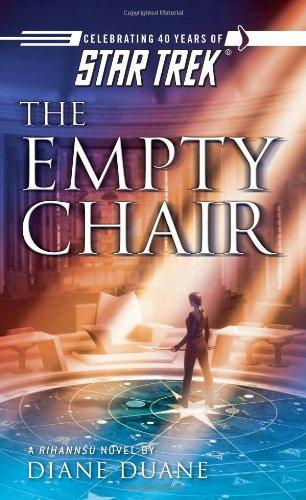 The Empty Chair (Star Trek: Rihannsu, Book 5) ebook