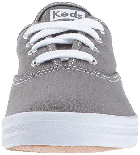 Sneaker Graphite Keds Women's Canvas Original Champion IACqI