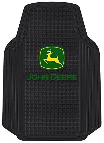 Plasticolor John Deere Pick Up Floor Mats - Set of 2