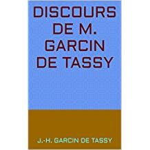 Discours de M. Garcin de Tassy (French Edition)