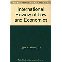 International Review of Law and Economics