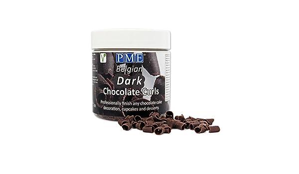 Bizcochos de Chocolate Negro Belga de PME 85 g: Amazon.es: Alimentación y bebidas