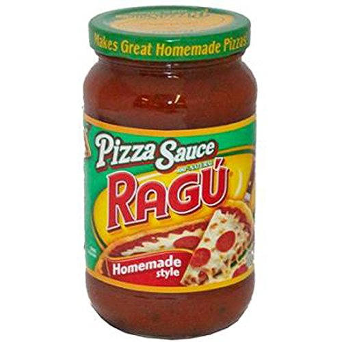 Ragu Pizza Sauce - Homemade Style, 1 Count (SAUCES)