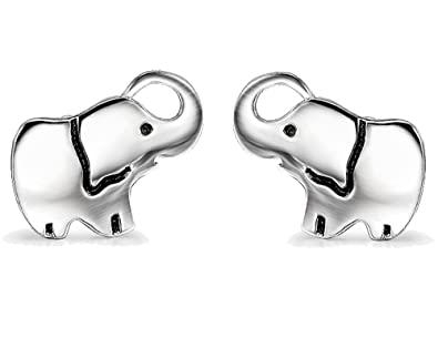 tiger product elephant bodhi earrings cret stud shoponline chrysalis silver
