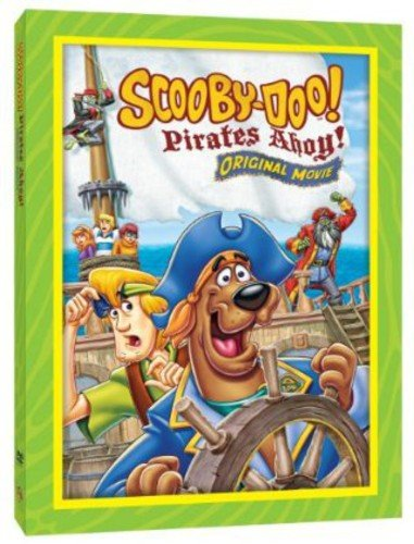 DVD : Scooby-Doo Pirates Ahoy (Full Frame, , Dolby, AC-3, Eco Amaray Case)