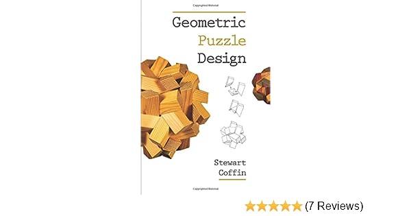 Amazon Com Geometric Puzzle Design 9781568813127 Stewart