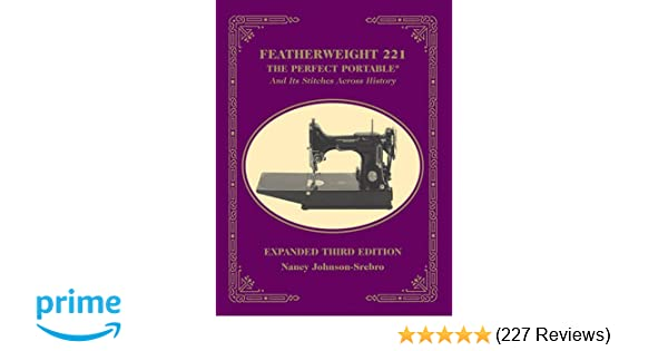 Featherweight 221 - The Perfect Portable