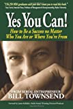 Yes You Can, Bill Townsend, 1477659749
