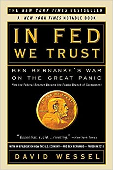 image for In Fed We Trust: Ben Bernanke's War on the Great Panic