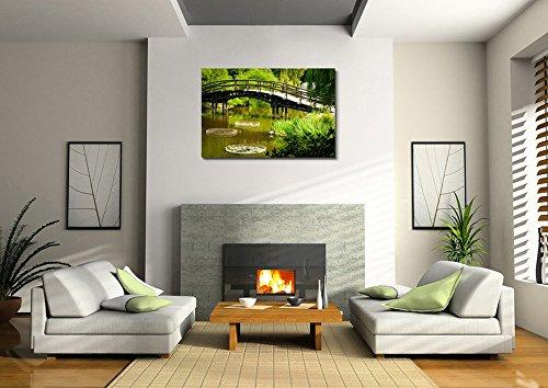 Japanese Garden Bridge Home Deoration Wall Decor ing