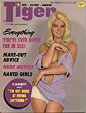 img - for Tiger: A Modern Man Publication (adult nude magazine), vol. 26, no. 205 (Mid-Summer 1972) (Sex Panic; Hilda Keim; Candy Bengis; Degenerate Sex Games; Wanton Women Seduce Young Men; Slave Caravan) book / textbook / text book
