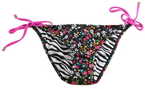 Guess Retro Pant - GUESS Womens Bikini Bottom Hollywood Devine Retro Pant Swimwear Size X-Small X-Small Floral