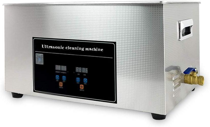 XUE Máquina de Limpieza por ultrasonidos de Oro de Gran Laboratorio Industrial y Plata Circuito de joyería de Equipos de a Bordo más Limpio de esterilización Voltaje 220V (110V no está Disponible)