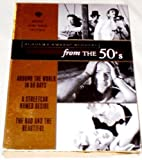 Academy Award Winners from the 1950s: Around The World In 80 Days / A Streetcar Named Desire / The Bad And The Beautiful