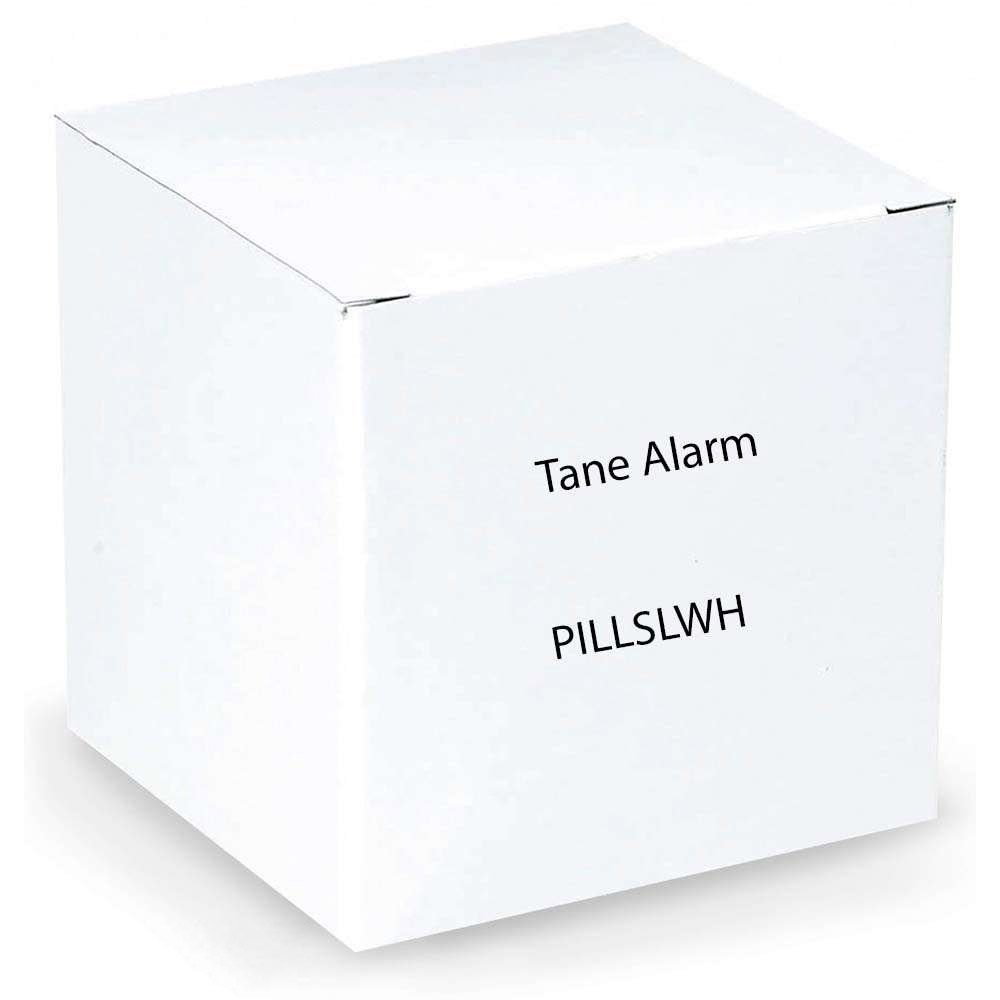 TEN TANE ALARM PRODUCTS SURFACE MOUNT MAGNETIC CONTACT WHITE PILL SL