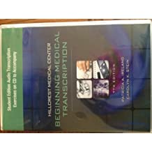 Student Edition Audio Exercises on CD for Ireland/Stein's Hillcrest Medical Center: Begining Medical Transcription, 7th 7th (seventh) Edition by Ireland, Patricia, Stein, Carrie published by Cengage Learning (2010)