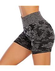 SotRong Vrouwen Camo Yoga Broek Hoge Taille Gym Legging Buik Controle Workout Running Legging