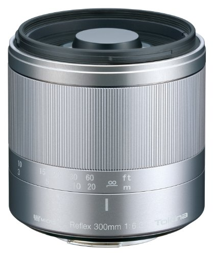 Tokina 300mm f/6.3 Reflex Telephoto Macro Lens for Micro Four Thirds Mount
