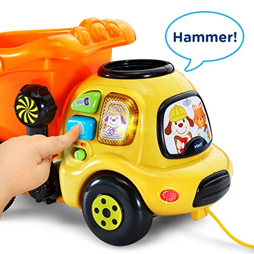 VTech Drop and Go Dump Truck Amazon Exclusive by VTech (Image #5)