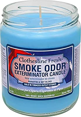 Smoke Odor Exterminator 13oz Jar Candles