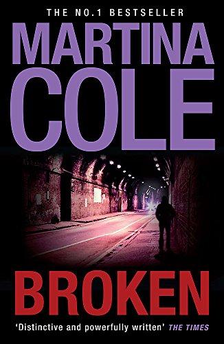 Broken: A dark and dangerous serial killer thriller