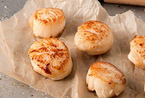 Sea Scallops (Sea Scallops Cook)