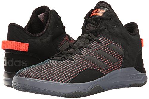 designer fashion c8301 9bae2 adidas Neo Mens Cloudfoam Revival Mid Basketball Shoe