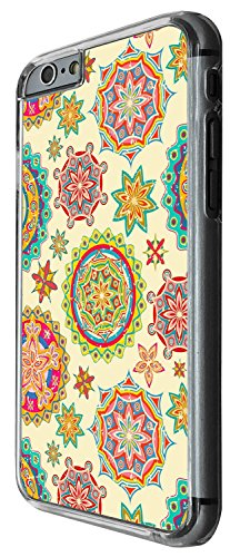 1393 - Cool Fun Trendy cute kwaii space hypnotise kaliedoscope colourful peace art swirl (3) Design iphone 4 4S Coque Fashion Trend Case Coque Protection Cover plastique et métal - Clear