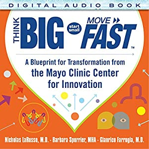 Think Big, Smart Small, Move Fast Audiobook
