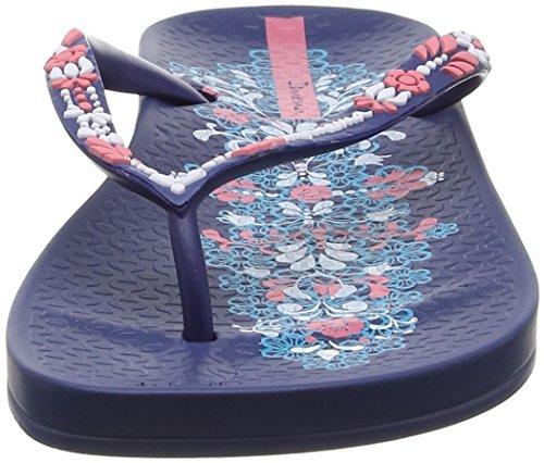 Ipanema Lovely V Fem Damen Zehentrenner Blau (blue 8040)