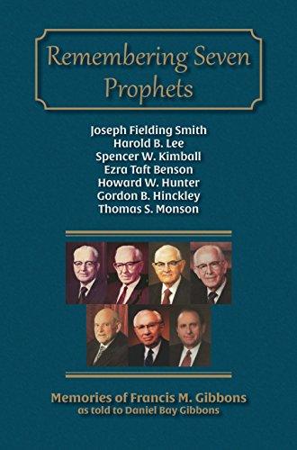 [BEST] Remembering Seven Prophets<br />R.A.R