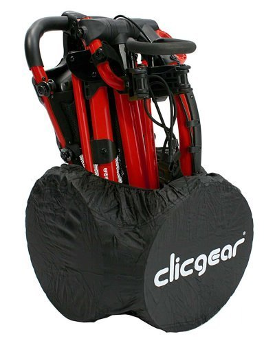 Clicgear Golf Cart Wheel Covers by (Clicgear Wheel Cover)