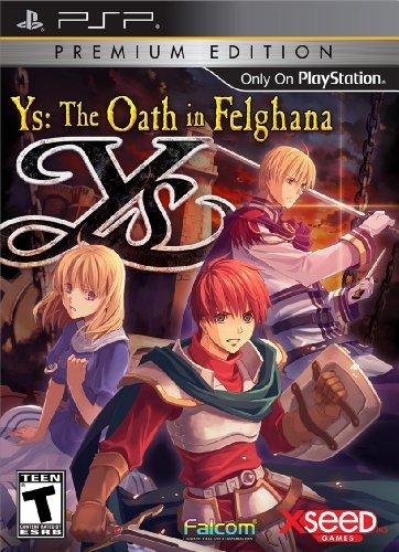 Ys: The Oath In Felghana - Premium Edition by Xseed