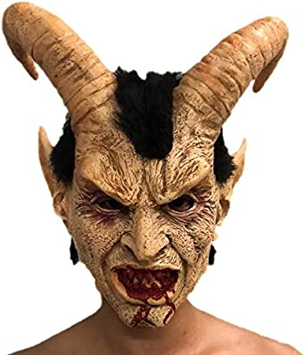 Cheap Devil and demon masks great for Halloween or party wear! under £25