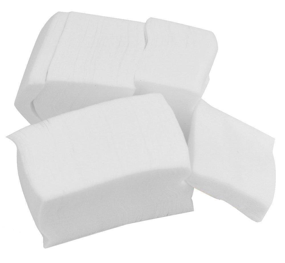 FACILLA® 400X Lint Free Nail Art Wipes Acrylic Gel Tips Remover [Misc.] SODIAL HC43