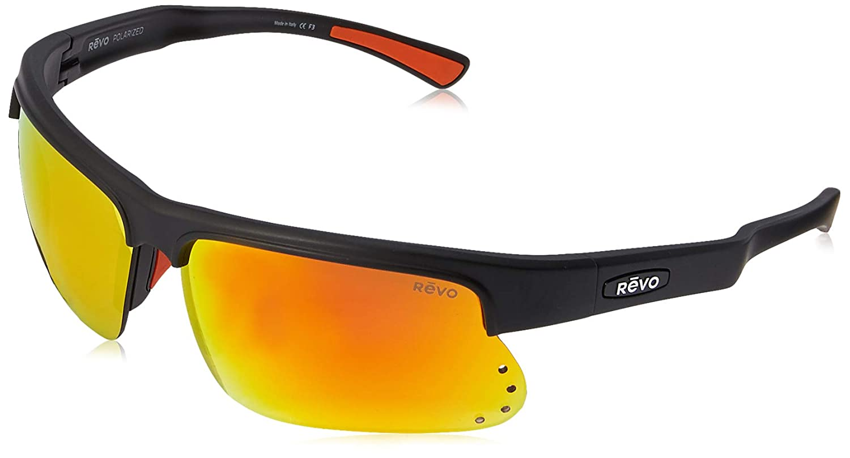 新品同様 Revo メンズ ミリメートル B01D1VLND2 Matte Black Black Solar Orange Matte Black Solar Solar Orange|67. ミリメートル, くつのエビスヤ:9893cf31 --- ciadaterra.com