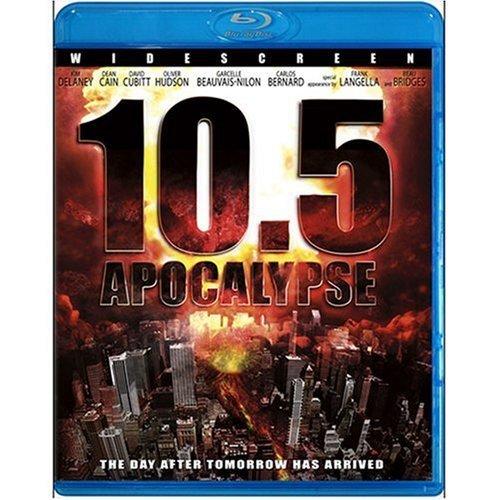10.5 Apocalypse: The Complete Mini Series [Blu-ray]