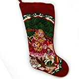 Sferra Christmas Stocking - Doll And Toys