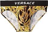 Versace Low Rise Slip White/Print 7/XL (US 38)